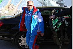 Путин посетил репетицию открытия Олимпиады-2014 в Сочи