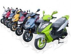 45 ведущих брендов и интернет-магазинов скутеров у россиян в Интернете