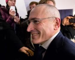 Ходорковский прибыл в Израиль для встречи с партнерами по ЮКОСу