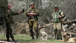 В Чечне подорвали БМП: 4 погибших, 7 раненых