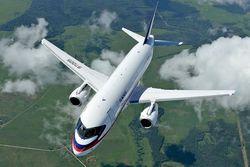 Два ЧП с российским лайнером Sukhoi SuperJet за день – в Челябинске и Анапе