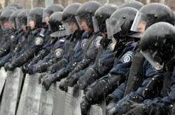 Митинг у стен горотдела милиции в Одессе перерос в штурм здания