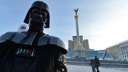 Дарт Вейдер стал официальным кандидатом в мэры Киева
