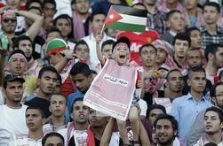 Матч отбора на ЧМ-2014 Узбекистан-Иордания прерывали из-за энергетиков
