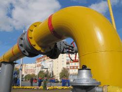 Украина увеличила поставки газа из Венгрии втрое