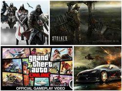 50 самых популярных игр для мальчиков в мае 2014г.