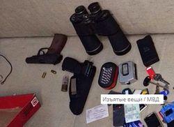 МВД: митингующие массово вооружаются и похищают людей