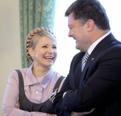 Порошенко не считает Тимошенко политическим конкурентом для себя
