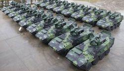 Чехия начала перевооружение армии