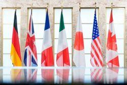 G7 поддержит энергетическую независимость Украины