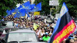 Эксперты: Осенью стоит ждать роста протестных настроений в Украине