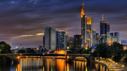 Во Франкфурте начато строительство нового крупного объекта