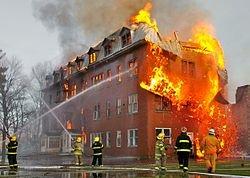 Ребенок и двое взрослых погибли при пожаре в Днепропетровске
