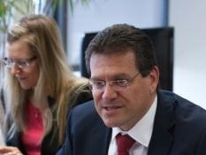 В ЕС надеются закончить трехсторонние консультации по газу до лета