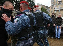 МВД разрешило Беркуту открывать огонь в Киеве