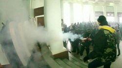 Захватив ОГА в Виннице, активисты занесли туда тонну взрывчатки – губернатор