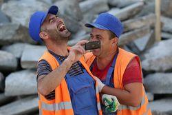 Мигранты вывели 5 млрд. долларов из РФ: лидеры - Узбекистан, Таджикистан, Украина