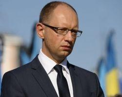 Яценюк призывает Запад ужесточить санкции против РФ