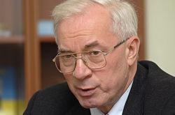 Азаров угрожает оставить взбунтовавшийся запад Украины без денег