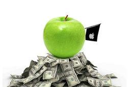 Прибыль Apple за полгода выросла на 35%