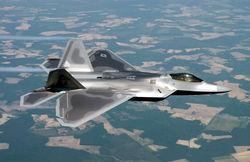 Вашингтон готов разместить в Европе новейшие истребители F-22 Raptor