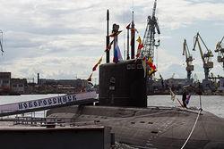 Россия увеличит количество субмарин Черноморского флота втрое