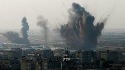 Турция требует от РФ прекратить удары по Сирии