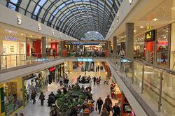 В Мюнхене проходит выставка архитектуры торговых центров