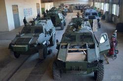 Львовские и харьковские военные получили 10 бронемашин «Дозор-Б»