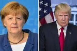 """""""Терапевт"""" Меркель готовится к встрече с политическим эгоистом Трампом"""