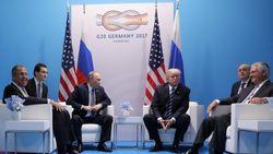 Что в течение 2 часов 15 минут обсуждали Трамп и Путин?