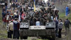 Бойцы батальона «Айдар» освободили украинца и пленили террористов