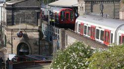 Станция метро «Парсонс Грин» в Лондоне