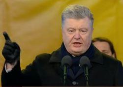 Порошенко шокирован некоторыми речами украинских политиков
