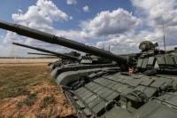 Танковое подразделение РФ перешло на сторону Украины