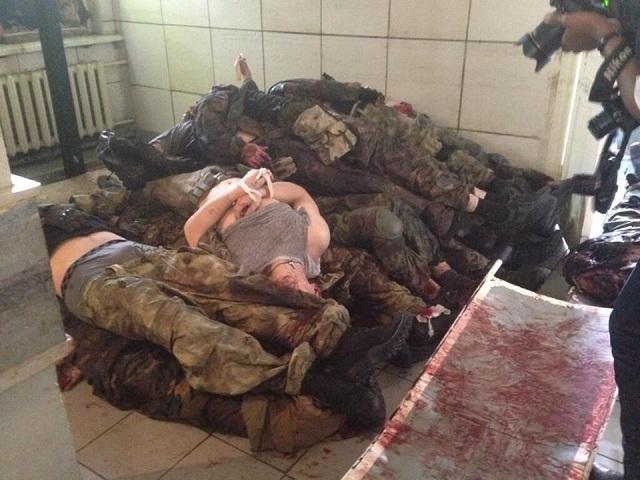 Силовики готовы к тому, что террористы попытаются сорвать процесс эвакуации мирных жителей с зоны АТО, - советник Авакова - Цензор.НЕТ 9594