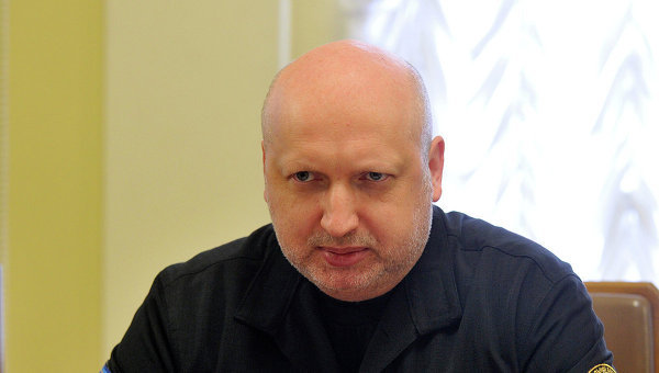 Турчинов рассчитывает, что Украине передадут смертоносное оружие после выборов вСША