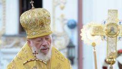 Скончался митрополит Владимир на 79-м году жизни
