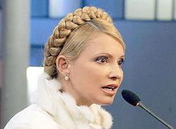 Тимошенко не откажется от борьбы за пост президента ни при каких условиях