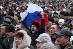 В Луганске сепаратисты готовят штурм областного главка МВД