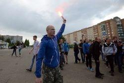 Националисты готовятся к маршу против упрощенного гражданства РФ