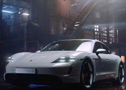 Электрокар Porsche Taycan выходит на рынок: что почем