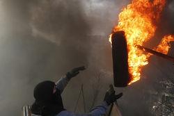 Внутренние войска России отработали пресечение Майдана