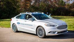 По какой причине Ford признали первым среди беспилотных автомобилей?