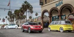 Volkswagen планирует стать лидером на рынке электрокаров
