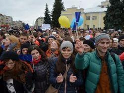 Власть попрала права украинцев на мирные собрания – Amnesty International