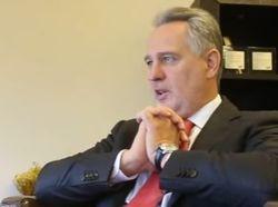 Бизнемен Фирташ высказался в поддержку мирного разрешения конфликта