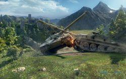 Белорусская игра World of Tanks названа лучшей на Golden Joystick Awards