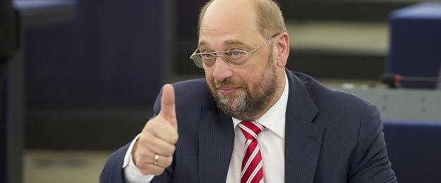 Шульц: Страны ЕС готовы сохранять санкции С главой Европейского парламента Мартином...