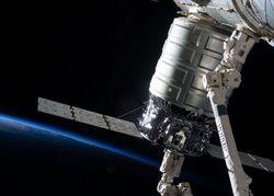 Космогрузовик Cygnus наконец стартовал к МКС